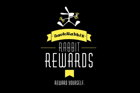 JackRabbit Sports: Rabbit Rewards